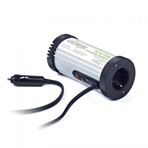 inversor de corriente Energiene 12v a 220v 150w usb